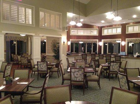 Riverwood Golf Club Port Charlotte Fl Dining